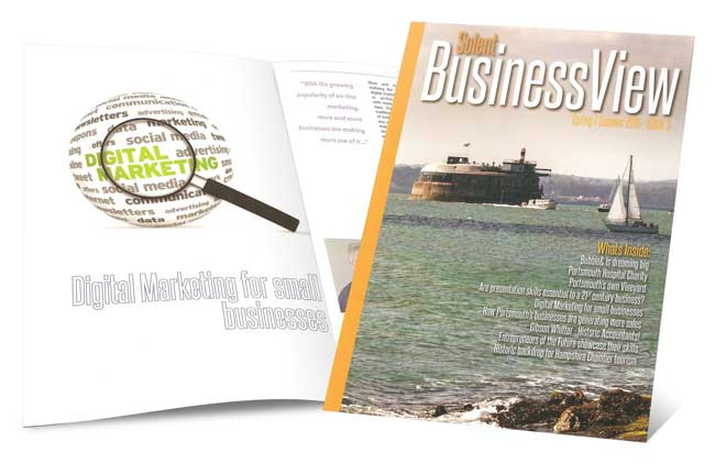 solent business view magazine - issue 3 - article 5