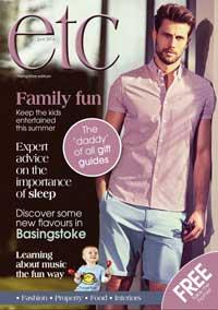 Hampshire ETC Magazine - June 2016