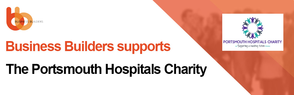business builders - portsmouth hospitals charity