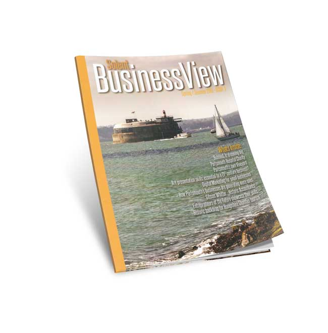 solent business view - business magazine